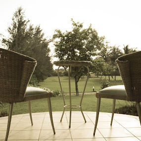 A Room with a View !!! by Rushi Chitre - Artistic Objects Furniture