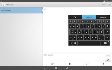 Xperia Keyboard Screenshot 9