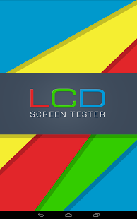 LCD SCREEN TESTER- screenshot thumbnail