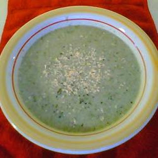 Cream of Broccoli Soup IV