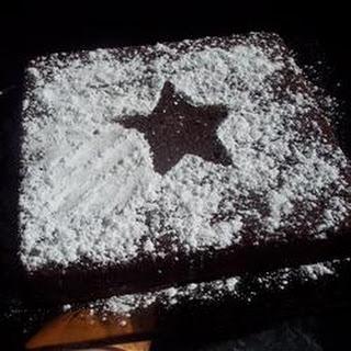 Chocolate Zucchini Cake IV.
