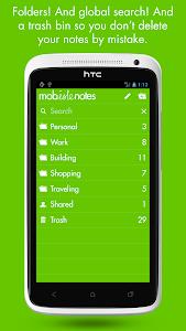 MobisleNotes - Notepad v3.3.9 (Premium)