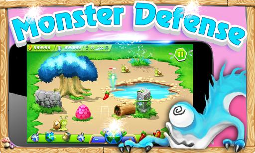 怪物- Monster Defense