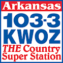ARKANSAS 103-3 KWOZ icon