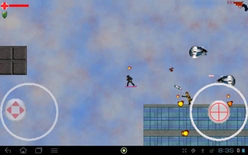 SkyRiot Free - screenshot thumbnail