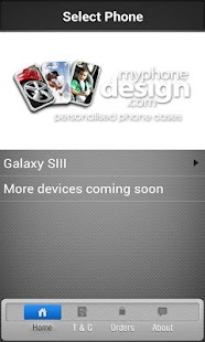 MyPhoneDesign- screenshot thumbnail