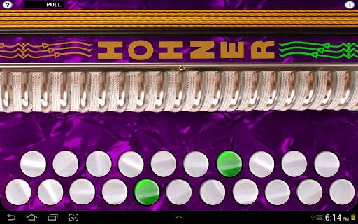 Hohner G C Button Accordion