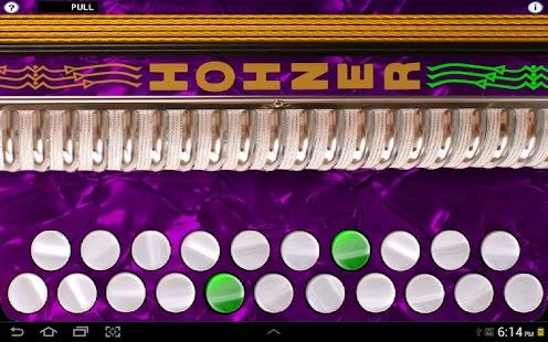 Hohner G/C Button Accordion - screenshot thumbnail