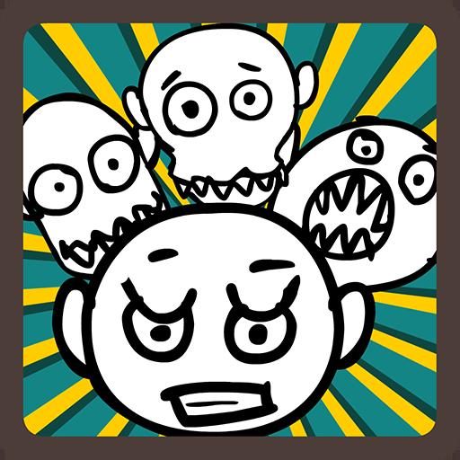 Stickman Zombie Survival LOGO-APP點子