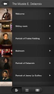 Musée Eugène Delacroix - screenshot thumbnail