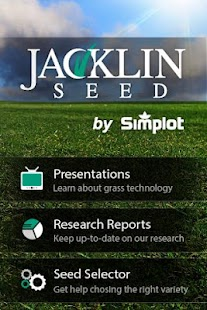 Jacklin Seed App - screenshot thumbnail