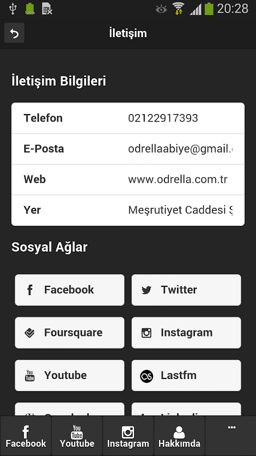 Odrella- screenshot