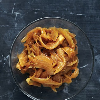 Caramelized Fennel and Onions.