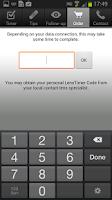 Screenshot of Lens Timer