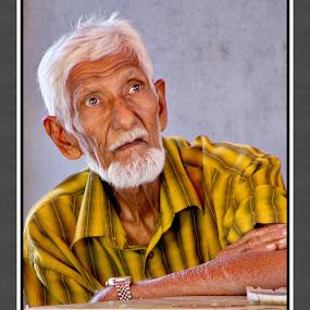 WORRY by Lem Kenhook - People Portraits of Men