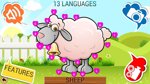 82 Animals Dot-to-Dot for Kids app for Android screenshot