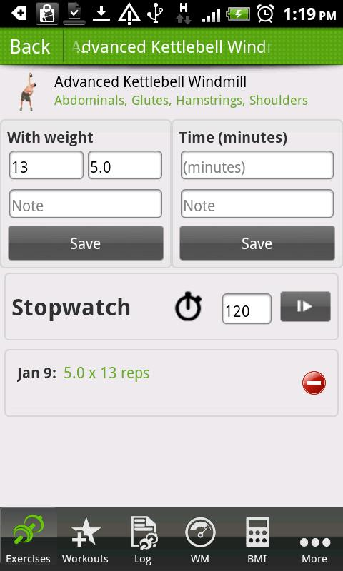aFitness Pro-Workout, Fitness - screenshot