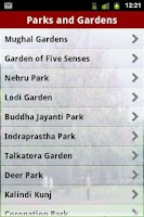 Screenshot of DelhiInfo - Delhi Information