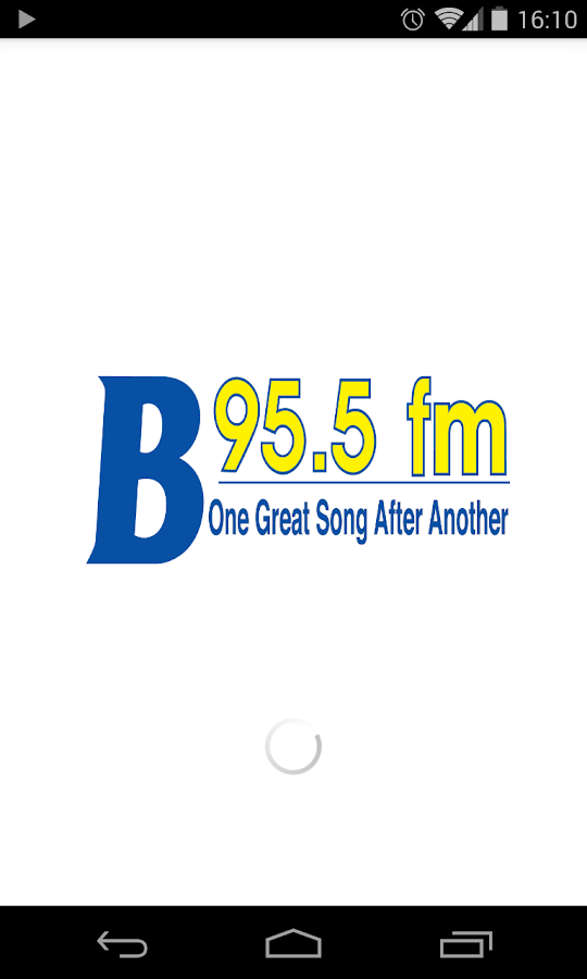 B95.5 - screenshot