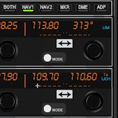PW372 Radio Stack FSX P3D FS9