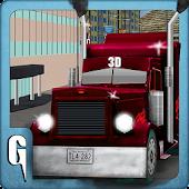 18 Wheeler Truck Driving Game