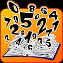 Speed reading training game icon