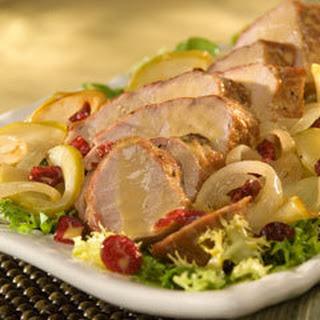 Harvest Salad With Pork