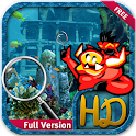 Deep Blue Sea Hidden Objects icon