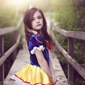 My Princess by Jenn Rhinehart - Babies & Children Child Portraits (  )