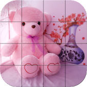 Tile Puzzle - Animals Dolls