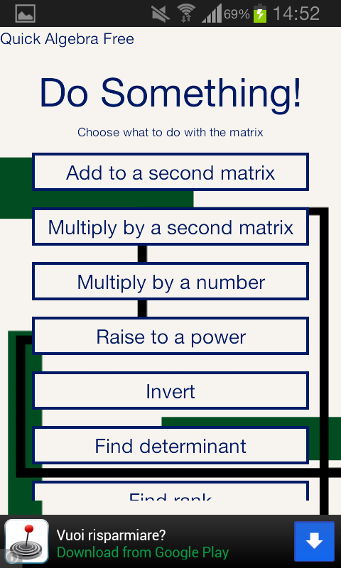 Quick Algebra Free  Android Apps On Google Play