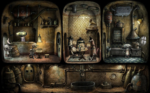 Machinarium Apk v1.6.11