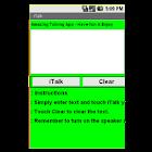 iTalk icon