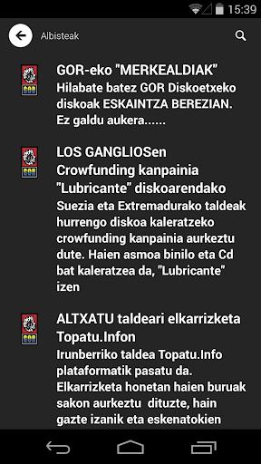 【免費音樂App】Gor Diskak-APP點子
