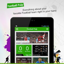 Football Pulp - Watch it Live! Screenshot 11
