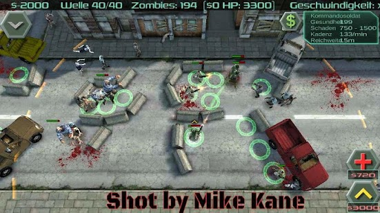 Zombie Defense - screenshot thumbnail
