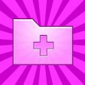 Pink Folders Premium