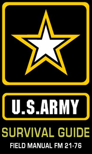 Army Survival Guide FM 21-76