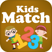 Kids Match 123 - Kids Fun Game