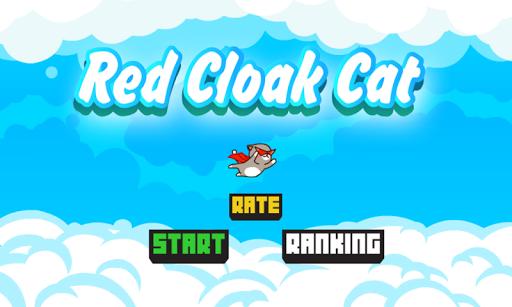 Red Cloak Cat