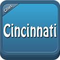 Cincinnati Offline Map Guide icon