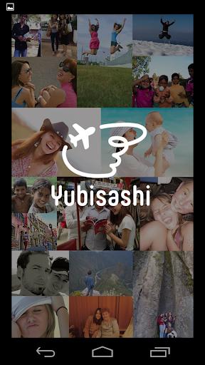 旅行用APP「YUBISASHI」 新版指指通旅行会话本