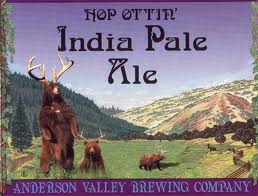 Logo of Anderson Valley Hop Ottin IPA