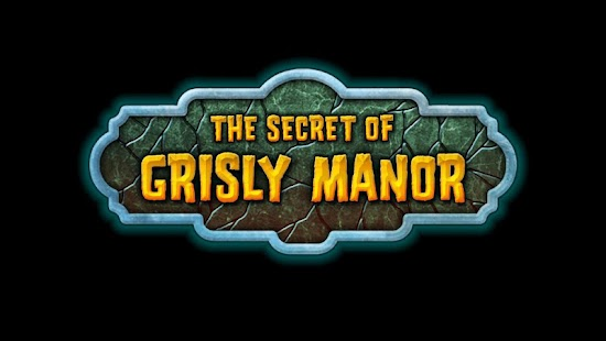 The Secret of Grisly Manor- screenshot thumbnail