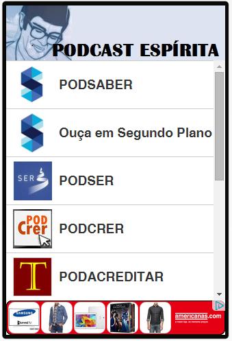 PODCAST ESPÍRITA 2.0