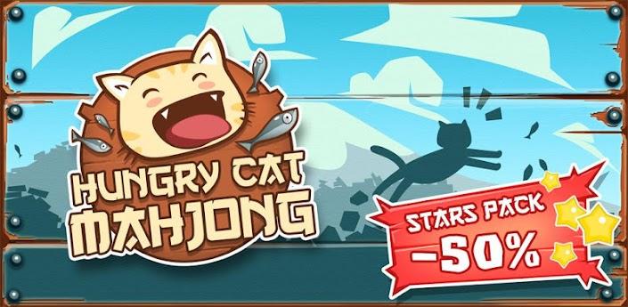 تصویر بازی Hungry Cat Mahjong