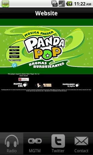 【免費音樂App】Panda Pop Radio-APP點子