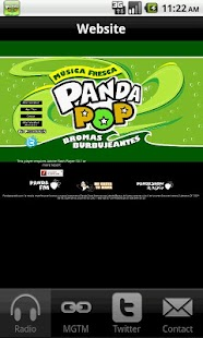Panda Pop Radio - screenshot thumbnail