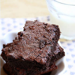 Best Cocoa Brownies.