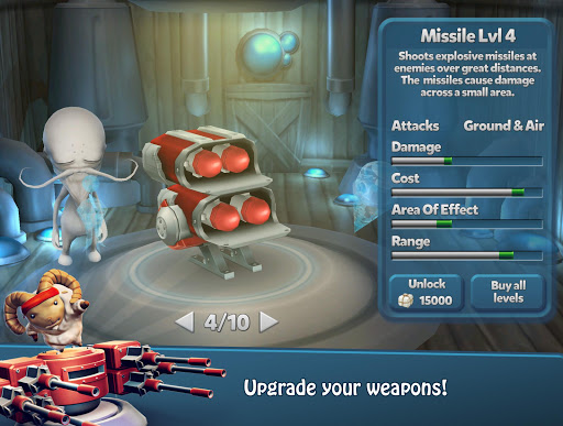 Tower Madness 2: 3D Defense 2.1.1 screenshots 12